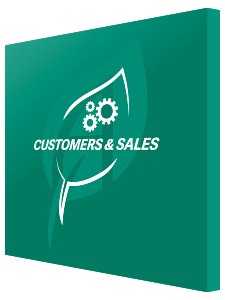 Customers & Sales Sage Add-ons