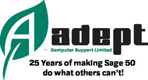 Adept 25 Years